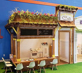 Play Cafe by Imagine THAT Playhouses