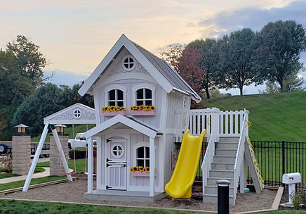 Dollhouse Playset by Imagine THAT! Playh