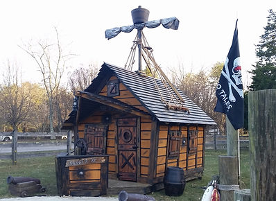 Imagine THAT! Playhouses  The Pirate Playhouse