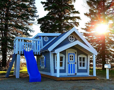 Imagine THAT! Playhouses  The Cottage Playhouse
