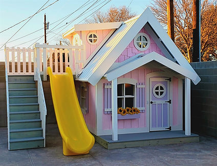 Residence XL Playhouse by Imagine THAT!