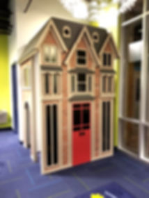 North Caroline Governers Mansion Playhouse by Imagine THAT Playhouses