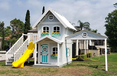 Dollhouse Playset