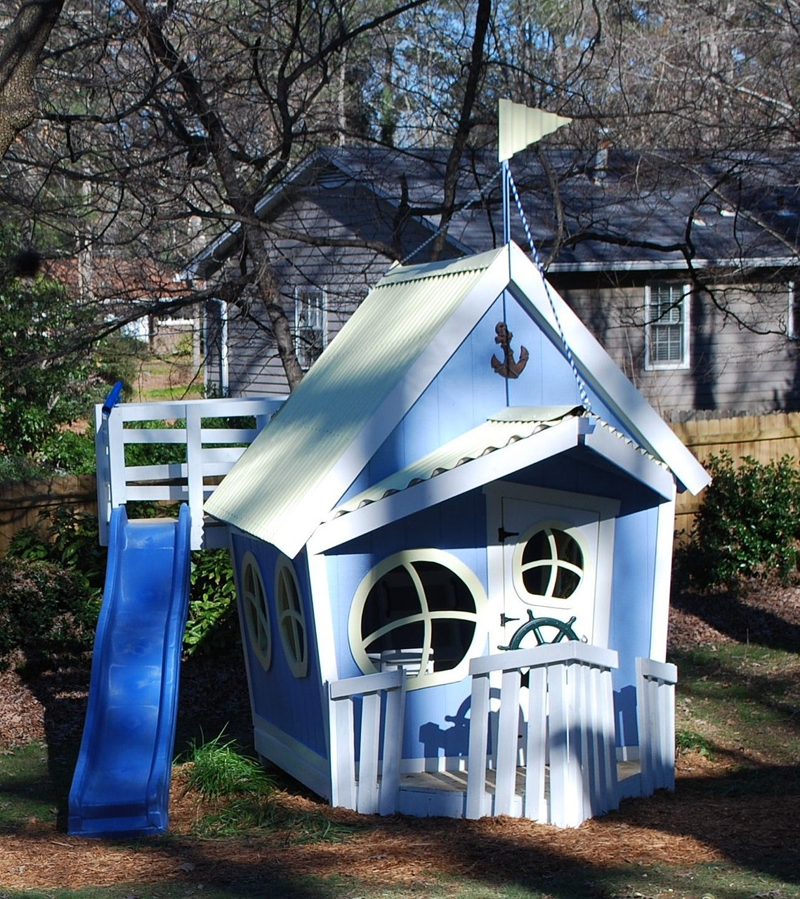 Imagine that playhouses for Whimsical playhouses