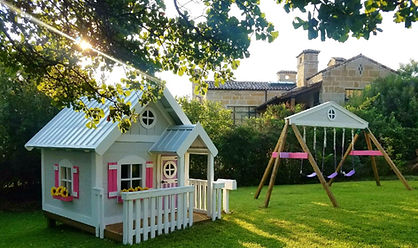 Sweetheart Playhouse by Imagine THAT Playhouses