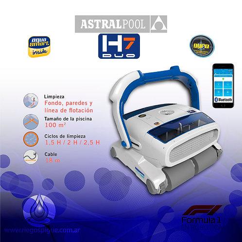 ROBOT LIMPIAPISCINA ASTRALPOOL H7 DUO (TREPA PARED)
