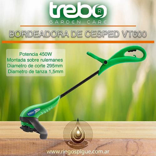 BORDEADORA DE CESPED VT600