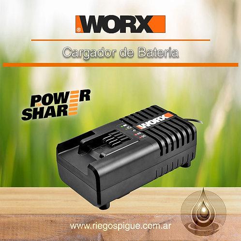 CARGADOR DE BATERIA _ WORX WA3860