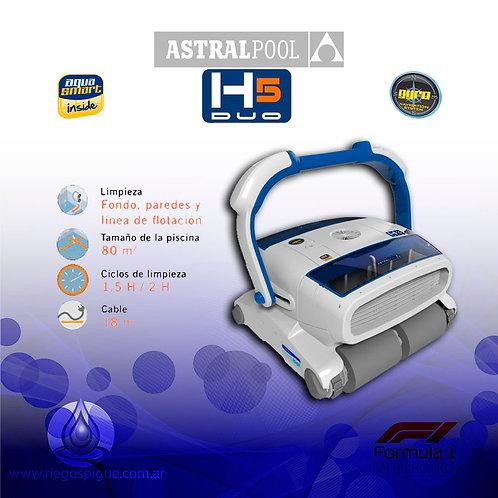 ROBOT LIMPIAPISCINA ASTRALPOOL H5 DUO (TREPA PARED)