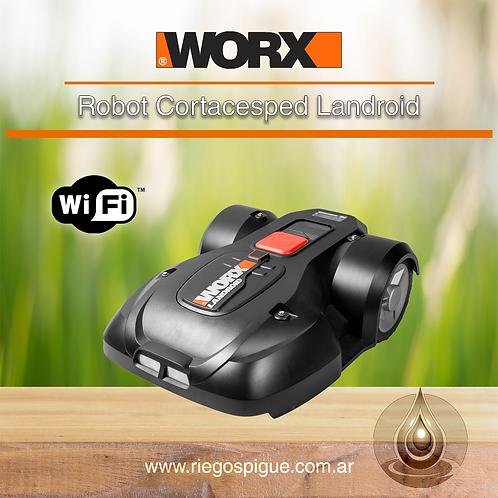 15% OFF | ROBOT CORTACESPED A BATERIA _ WORX WG797E
