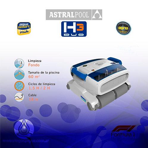 ROBOT LIMPIAPISCINA ASTRALPOOL H3 DUO (SOLO PISO)