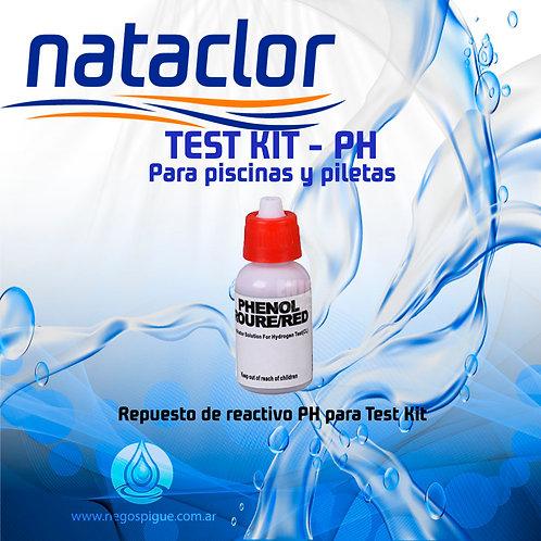 REPUESTO DE REACTIVO PH PARA TEST KIT NATACLOR