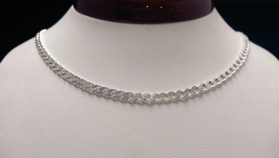 925 Sterling Silver Chain 18 Inches