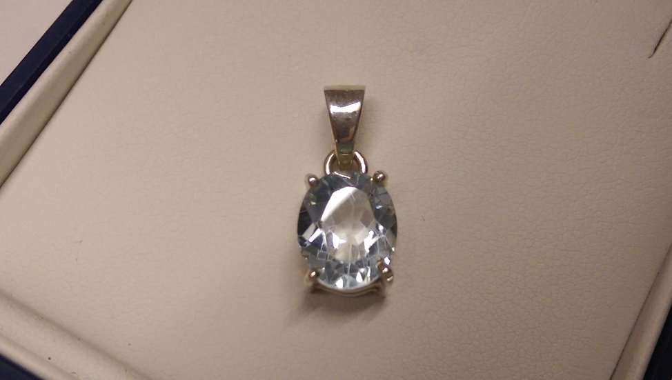 925 Stirling Silver Pendant