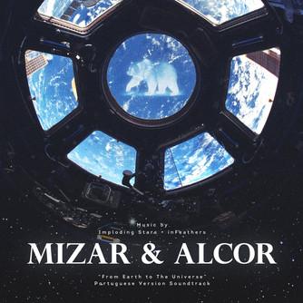 "Banda sonora ""Mizar & Alcor"" da versão portuguesa do filme ""From Earth to the Uni"