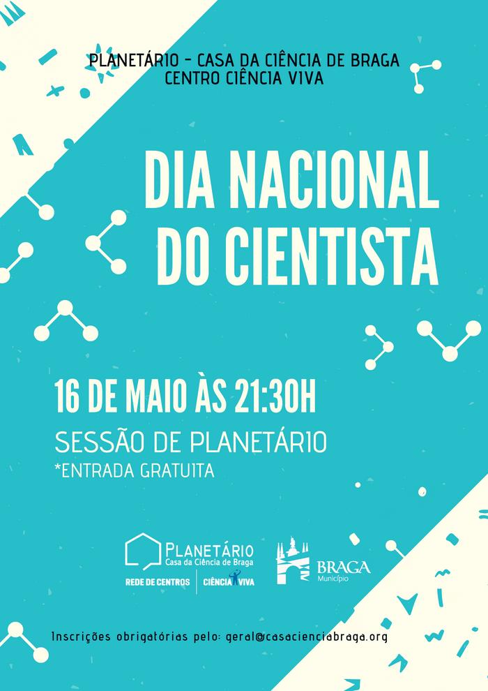 Dia Nacional dos Cientistas - 16 de maio