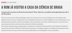 A RUM já visitou a Casa da Ciência de Braga