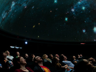 Planetário abre dia 1 de novembro