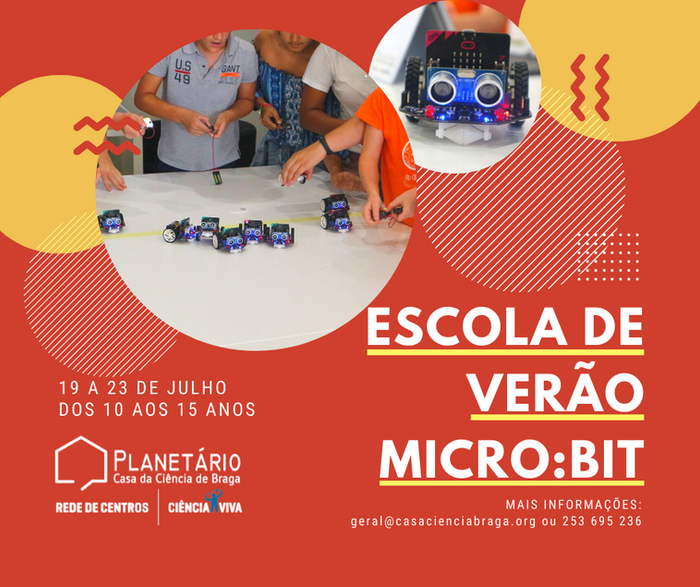 Escola de Verão Micro:bit