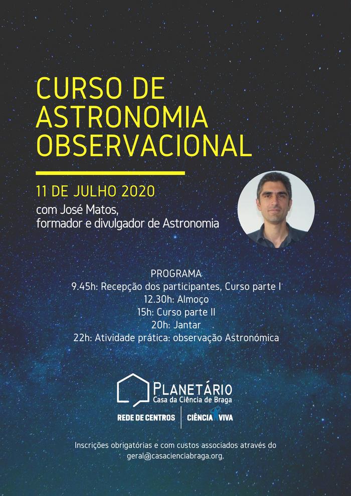 Curso de Astronomia Observacional