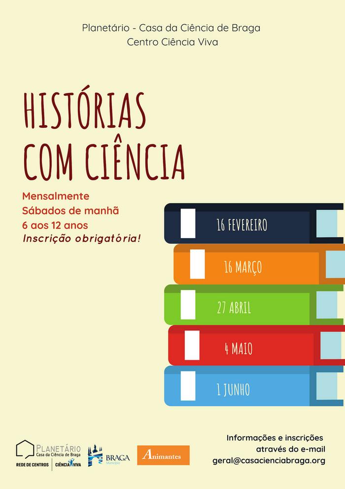 Histórias com Ciência