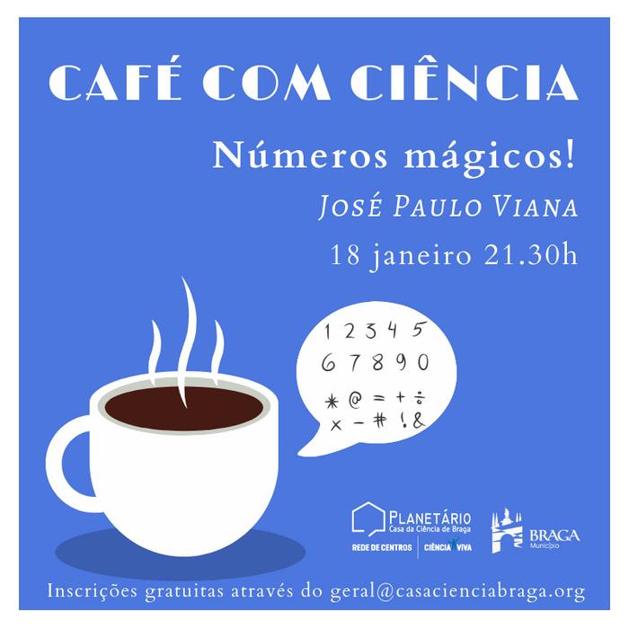 Café com Ciência: Números mágicos