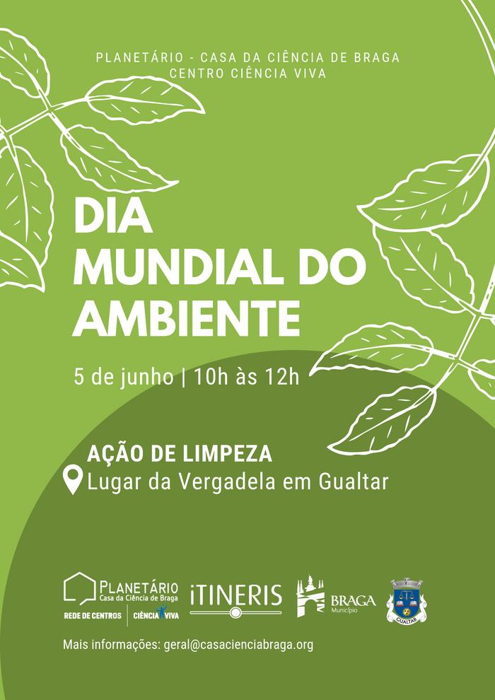 Dia Mundial do Ambiente - 5 de junho