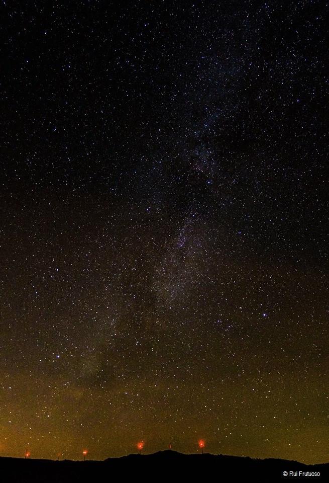 Observação Astronómica 3 de junho