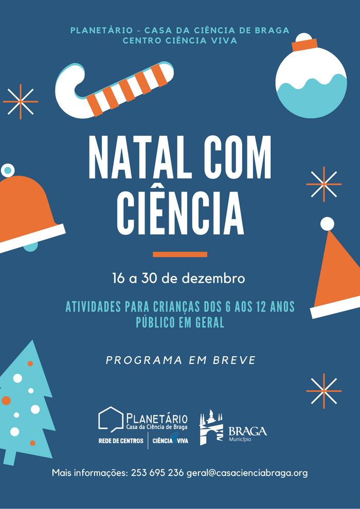 Natal com Ciência 2019