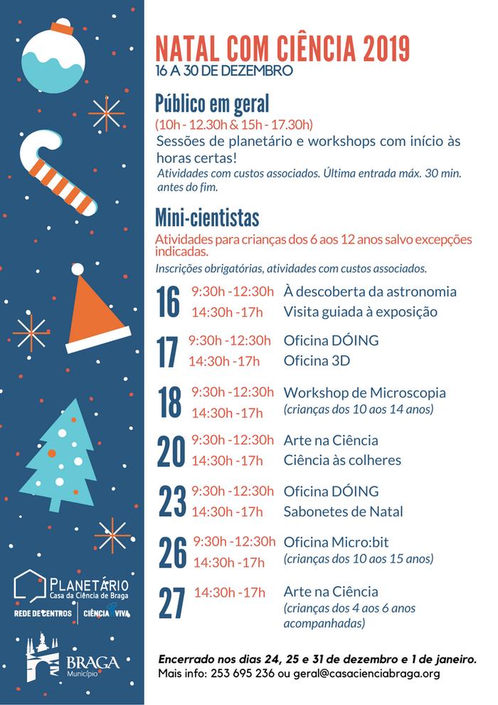 PROGRAMA Natal com Ciência 2019