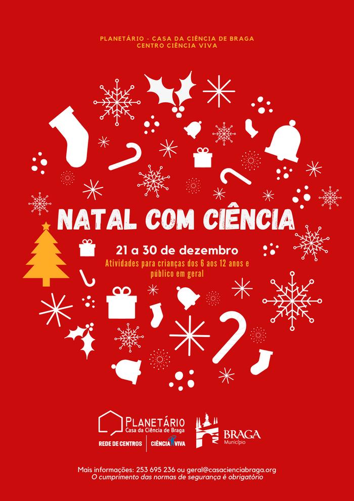 Natal com Ciência 2020