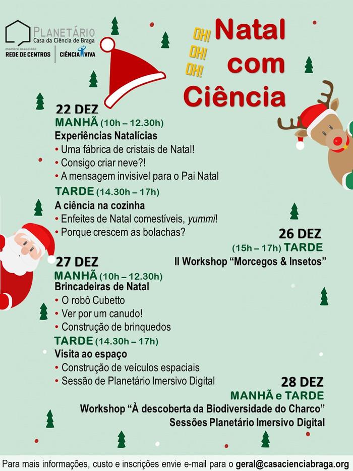 Natal com Ciência 2017