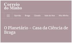 O Planetário - Casa da Ciência de Braga