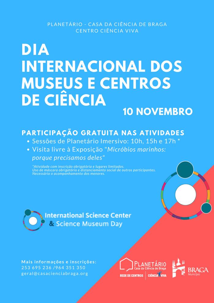 Dia Internacional dos Museus e Centros de Ciência