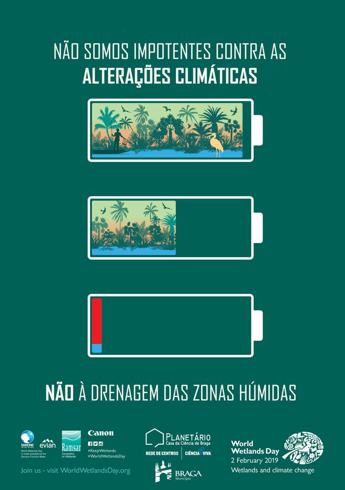 Dia Mundial das Zonas Húmidas