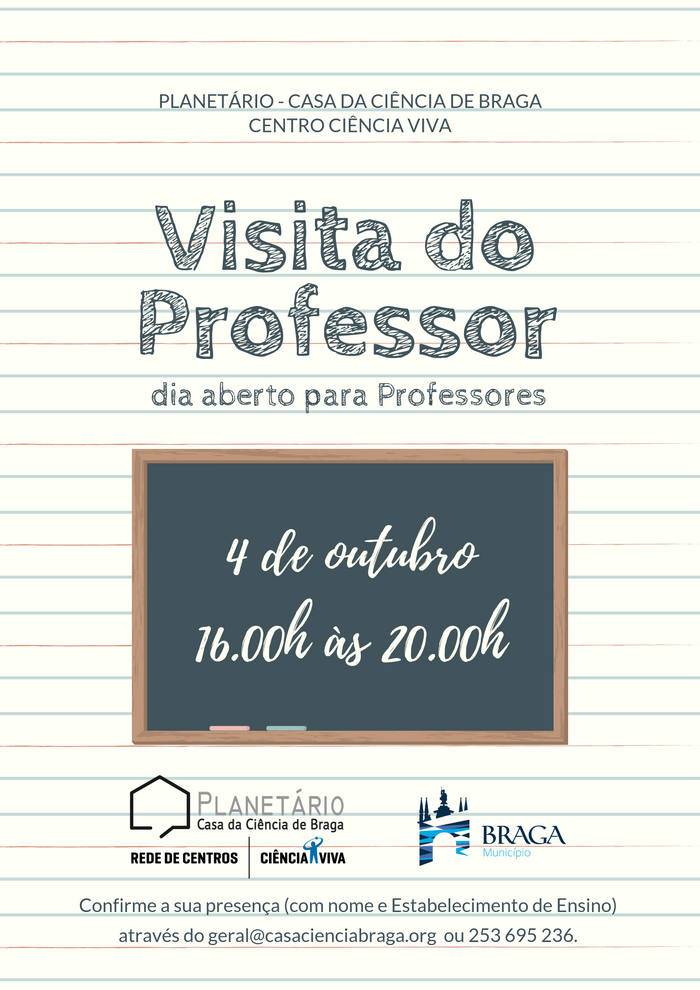 Visita do Professor 2019/2020