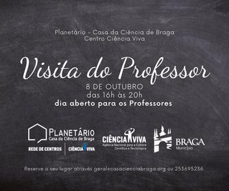 Visita do Professor 2021/2022