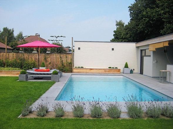 Buitenzwembad Antwerpen