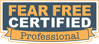 Badge: Fear Free Certified Professional