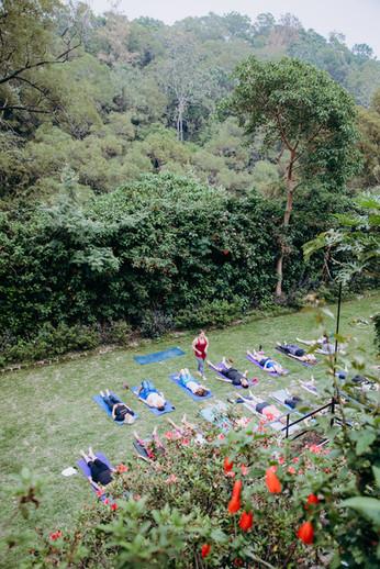 HundyAbundy Yoga Retreat