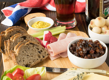 Another British Classic – The Ploughmans
