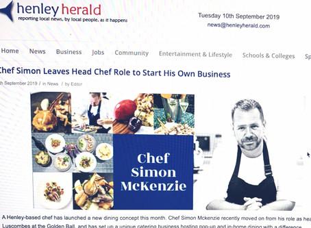 Henley Herald Article ....