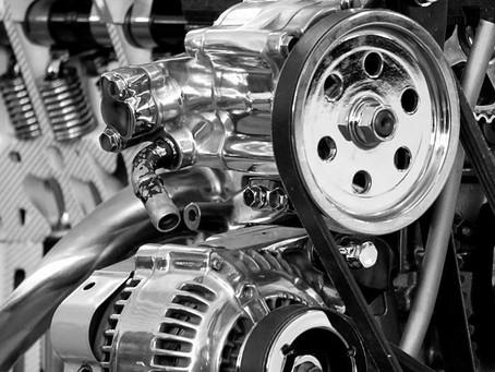 تعرف على صناعة محركات السيارات من ورشة. كوم