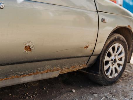 نصائح ذهبية للتخلص من صدأ سيارتك من ورشة. كوم