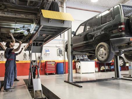 السلامة في ورش صيانة السيارات من ورشة. كوم