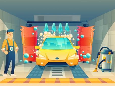 تعرف على المواد الكيميائية لغسيل السيارات من ورشة. كوم