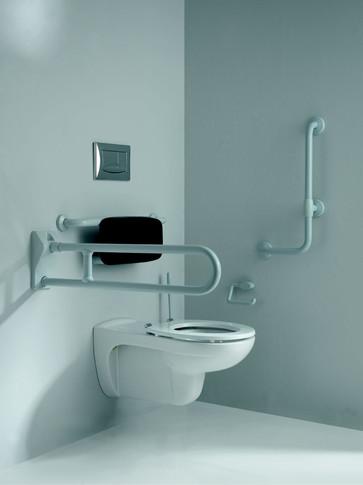 Maxima Ambiente WC Lichtgrau