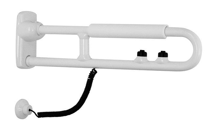 Stützklappgriff Serie Deu-Waves G27JCS39 Spül-und Notruffunktion, Armpolster