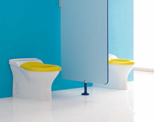 Baby Tiefspül-WC bodenstehend Bagno Cucciolo B44CBS06 mit Sitzring B41DEM01