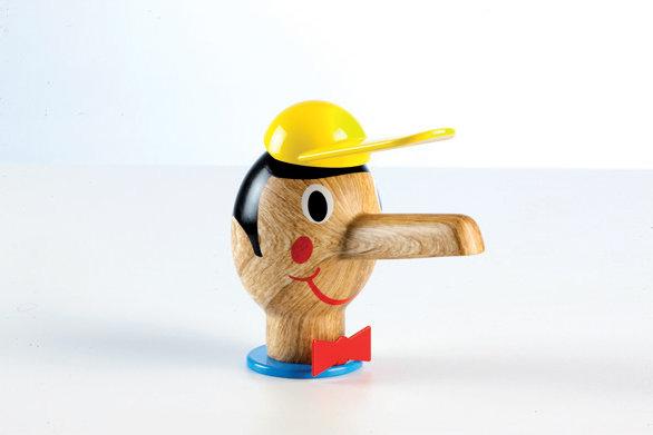 Einhebelmischer Pinocchio mit Kappe HK5402W